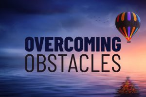 Overcoming Obstacles - Coaching